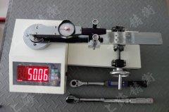 机械制造专用扭力扳手测量仪