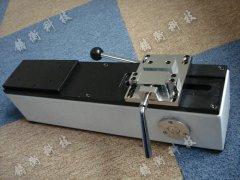 手动卧式拉力测试仪